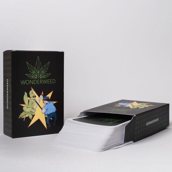 WONDERWEED: Nuovo gioco a tema cannabis